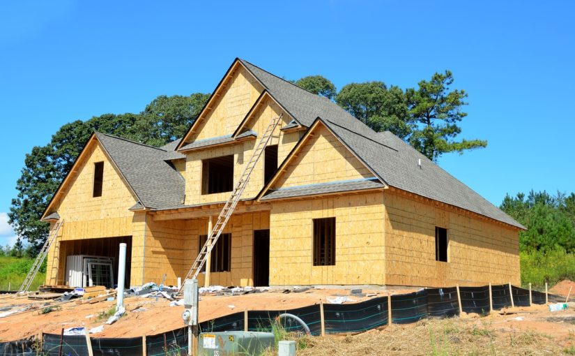 Zgodnie z obowiązującymi nakazami nowo konstruowane domy muszą być oszczędnościowe.