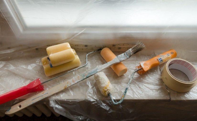 Planując naprawe mieszkania wskazane jest wcześniej przygotowywać się do niego.